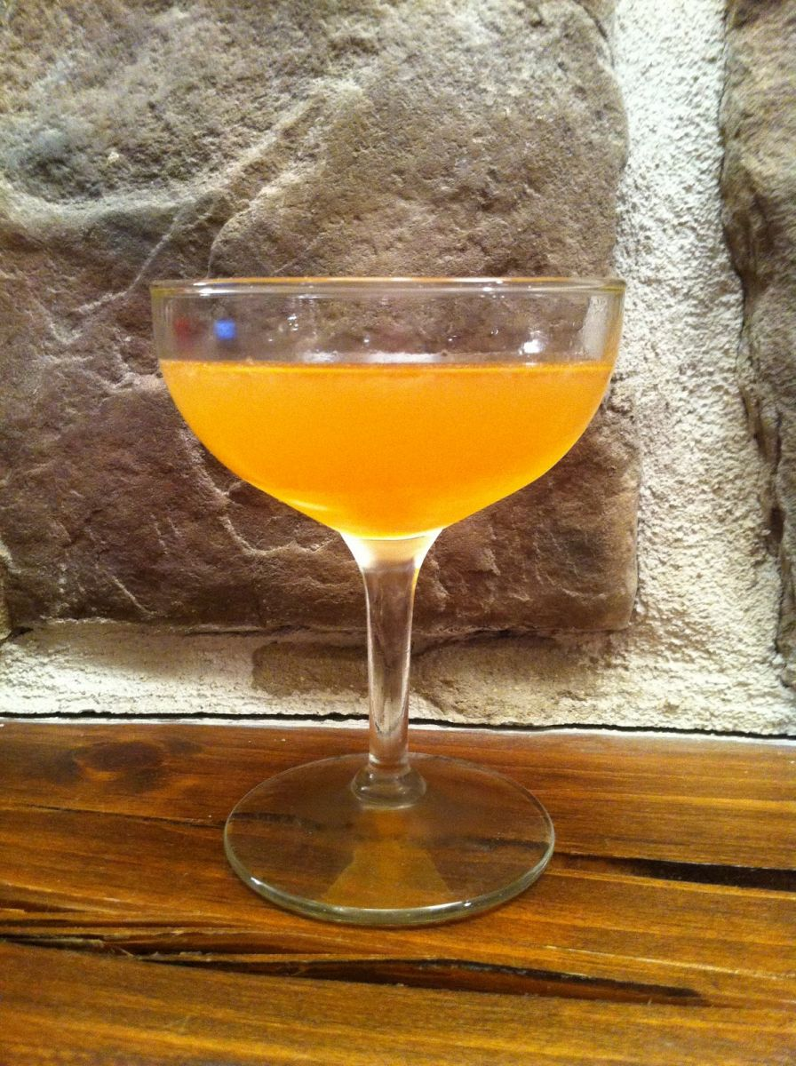 Apricot Gin